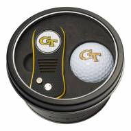 Georgia Tech Yellow Jackets Switchfix Golf Divot Tool & Ball