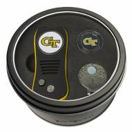 Georgia Tech Yellow Jackets Switchfix Golf Divot Tool, Hat Clip, & Ball Marker