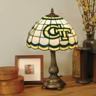 Georgia Tech Yellow Jackets Tiffany Table Lamp