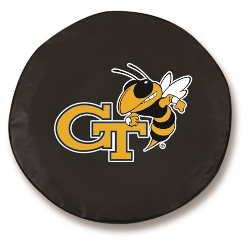 Georgia Tech Yellow Jackets Tire Cover