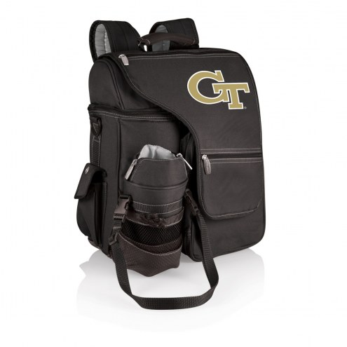 Georgia Tech Yellow Jackets Turismo Insulated Backpack