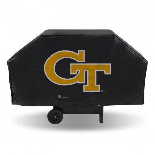 Georgia Tech Yellow Jackets Vinyl Grill Cover