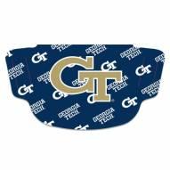 Georgia Tech Yellow Jackets Face Mask Fan Gear Special Order