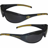 Georgia Tech Yellow Jackets Wrap Sunglasses