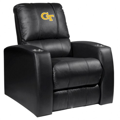 Georgia Tech Yellow Jackets XZipit Relax Recliner with GT Logo