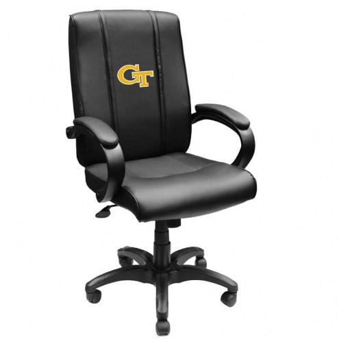 Georgia Tech Yellow Jackets XZipit Office Chair 1000 with GT Logo