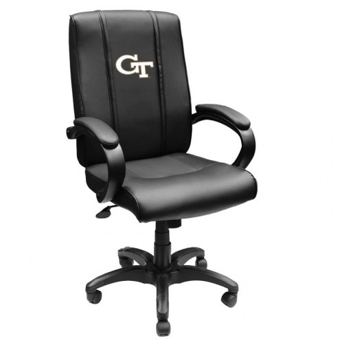 Georgia Tech Yellow Jackets XZipit Office Chair 1000