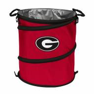 Georgia Bulldogs Collapsible Trashcan