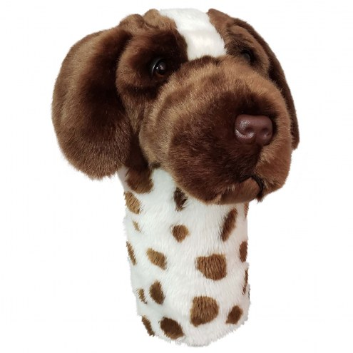 German Shorthaired Pointer Golf Club Headcover
