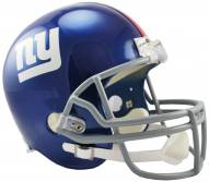 Riddell New York Giants Deluxe Collectible NFL Football Helmet