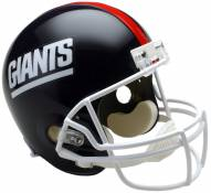 Riddell New York Giants 1981-99 Deluxe Collectible Throwback NFL Football Helmet