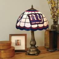 New York Giants NFL Stained Glass Table Lamp