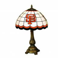 San Francisco Giants MLB Stained Glass Table Lamp