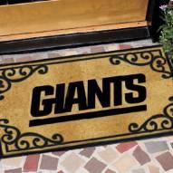 New York Giants NFL Door Mat