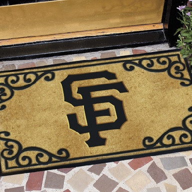 San Francisco Giants MLB Door Mat