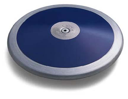 Gill Athletics 2.0 Kilo Collegiate Blue Discus