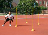 Gill Athletics Agility Poles