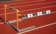 Gill Athletics Hurdle Stride Checker
