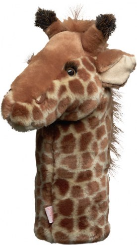 Giraffe Oversized Animal Golf Club Headcover