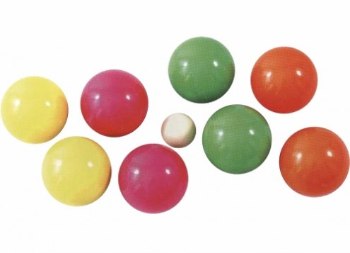 EPCO 100mm Tournament Glo Bocce Ball Set