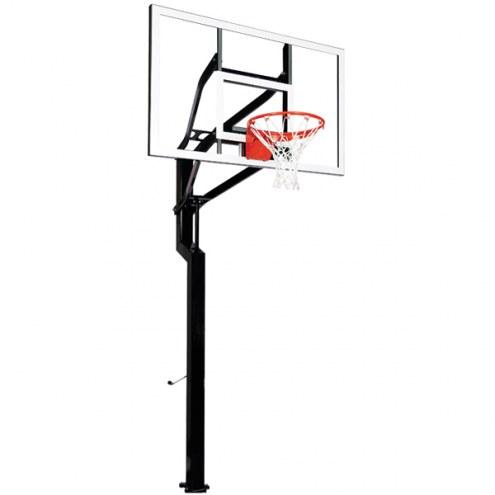 Goalsetter All-American In-Ground Adjustable Basketball Hoop
