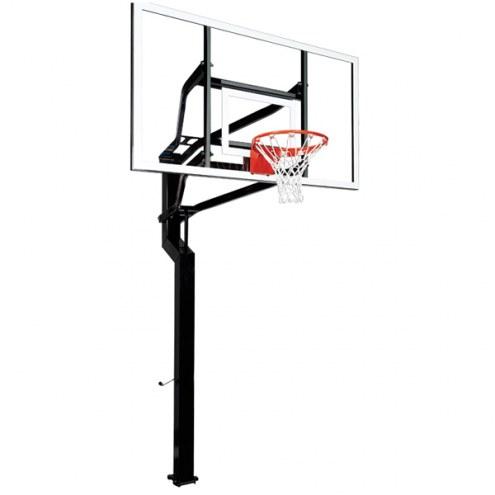 Goalsetter MVP In-Ground Adjustable Basketball Hoop