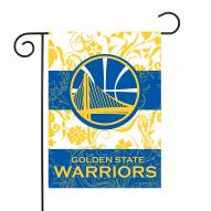 "Golden State Warriors 13"" x 18"" Garden Flag"