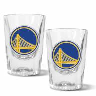 Golden State Warriors 2 oz. Prism Shot Glass Set