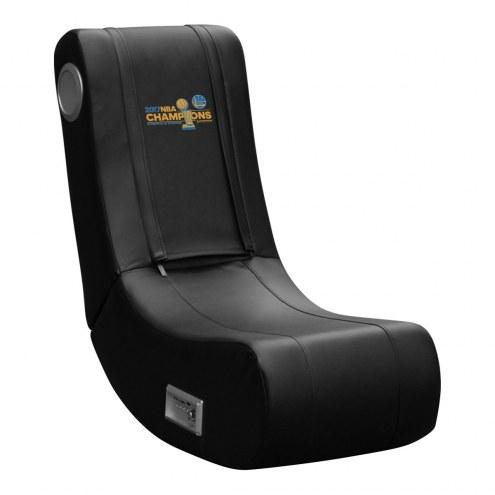 Golden State Warriors DreamSeat Game Rocker 100 Gaming Chair