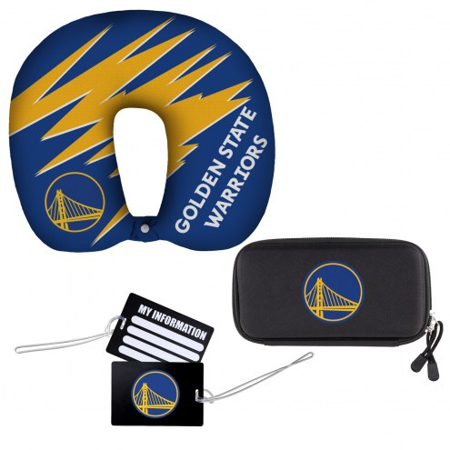 Golden State Warriors 4 Piece Travel Set
