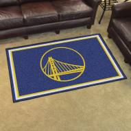 Golden State Warriors 4' x 6' Area Rug