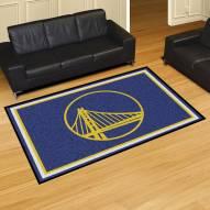 Golden State Warriors 5' x 8' Area Rug