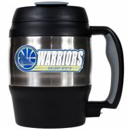 Golden State Warriors 52 oz. Stainless Steel Travel Mug