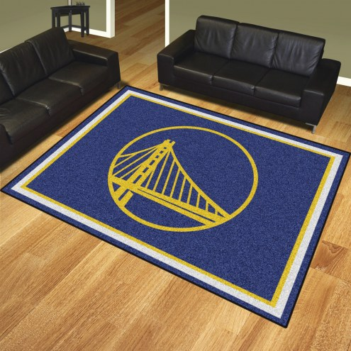 Golden State Warriors 8' x 10' Area Rug