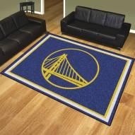 Golden State Warriors 8' x 10' Area Rug