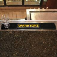 Golden State Warriors Bar Mat