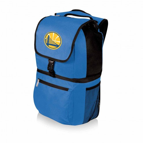 Golden State Warriors Blue Zuma Cooler Backpack