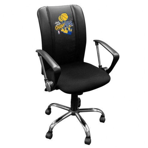 Golden State Warriors XZipit Curve Desk Chair