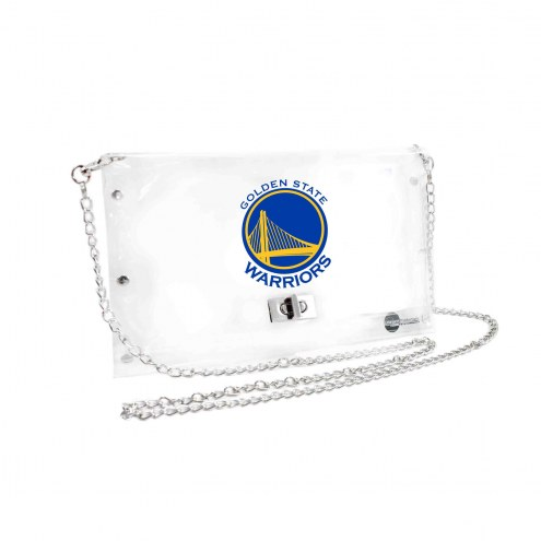 Golden State Warriors Clear Envelope Purse