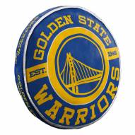 Golden State Warriors Cloud Travel Pillow
