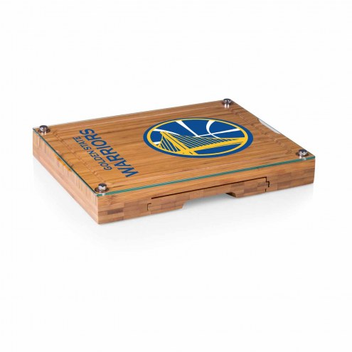 Golden State Warriors Concerto Bamboo Cutting Board