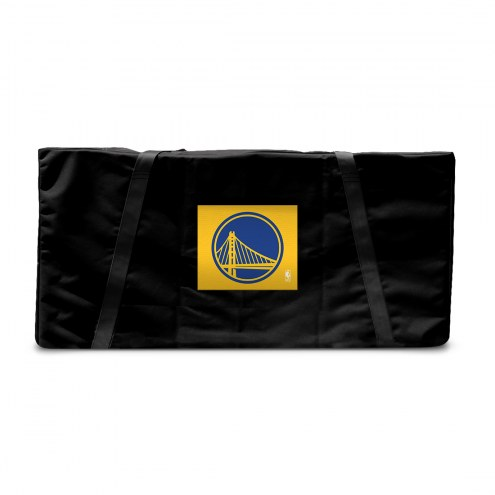 Golden State Warriors Cornhole Carrying Case