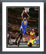 Golden State Warriors Draymond Green Game 4 of the Finals Framed Photo