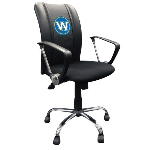 Golden State Warriors XZipit Curve Desk Chair