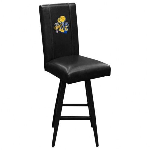 Golden State Warriors XZipit Swivel Bar Stool 2000