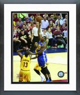Golden State Warriors Festus Ezeli Game 3 of the 2015 NBA Finals Framed Photo