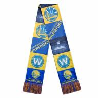 Golden State Warriors Printed Scarf