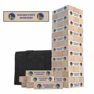 Golden State Warriors Gameday Tumble Tower