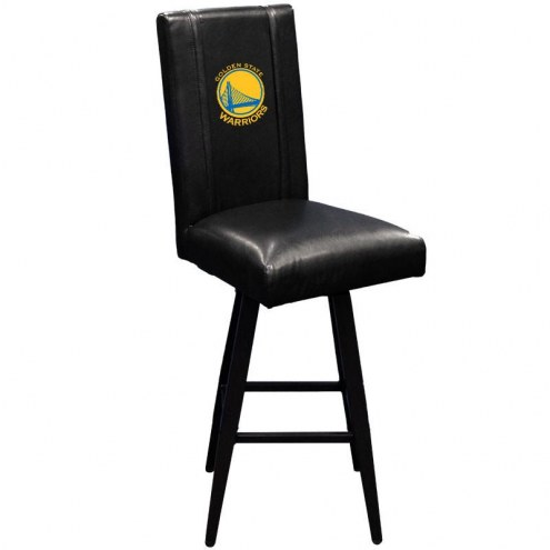 Golden State Warriors XZipit Swivel Bar Stool 2000