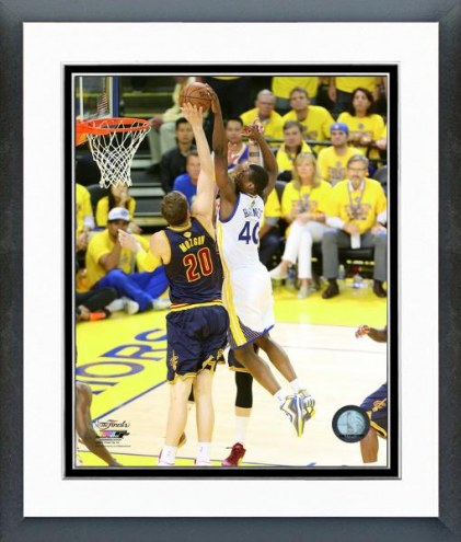 Golden State Warriors Harrison Barnes Game 5 of the NBA Finals Framed Photo